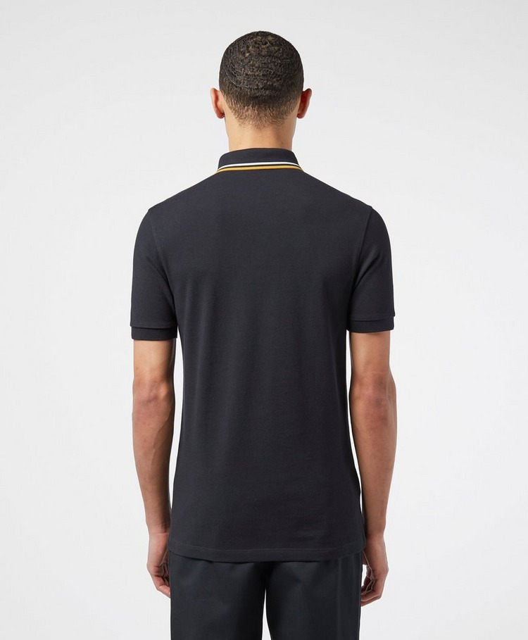 Fred Perry Tipped Placket Short Sleeve Polo Shirt