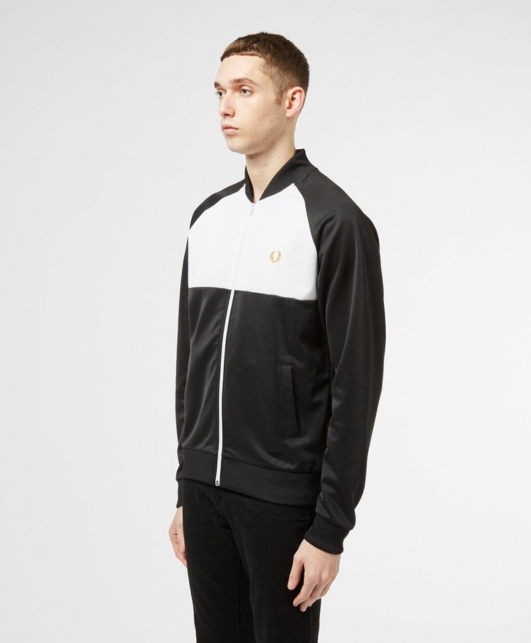 Fred Perry Colour Block Bomber Track Top