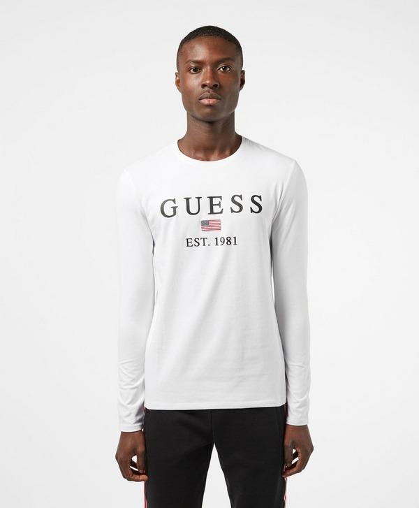 Guess Belong Long Sleeve T-Shirt