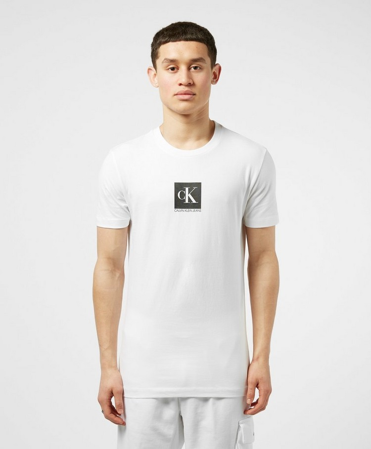 Calvin Klein Jeans Central Monogram Short Sleeve T-Shirt
