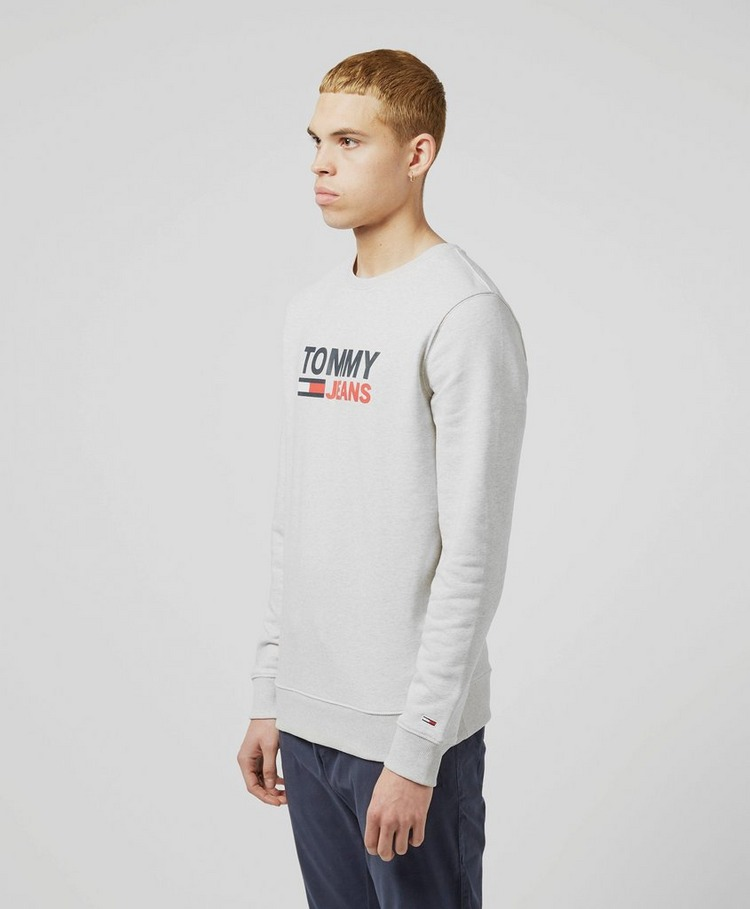 Tommy Jeans Corporate Logo Sweatshirt