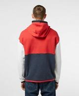 Tommy Jeans Colour Block Half Zip Hoodie