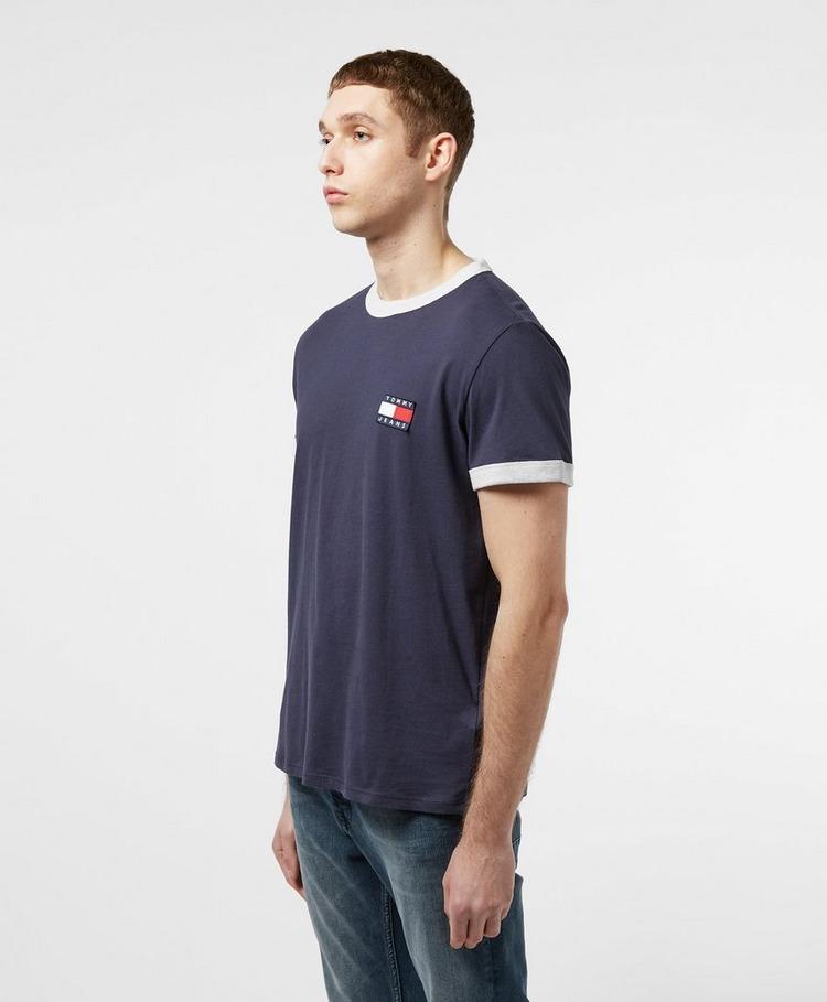 Tommy Jeans Ringer Short Sleeve T-Shirt