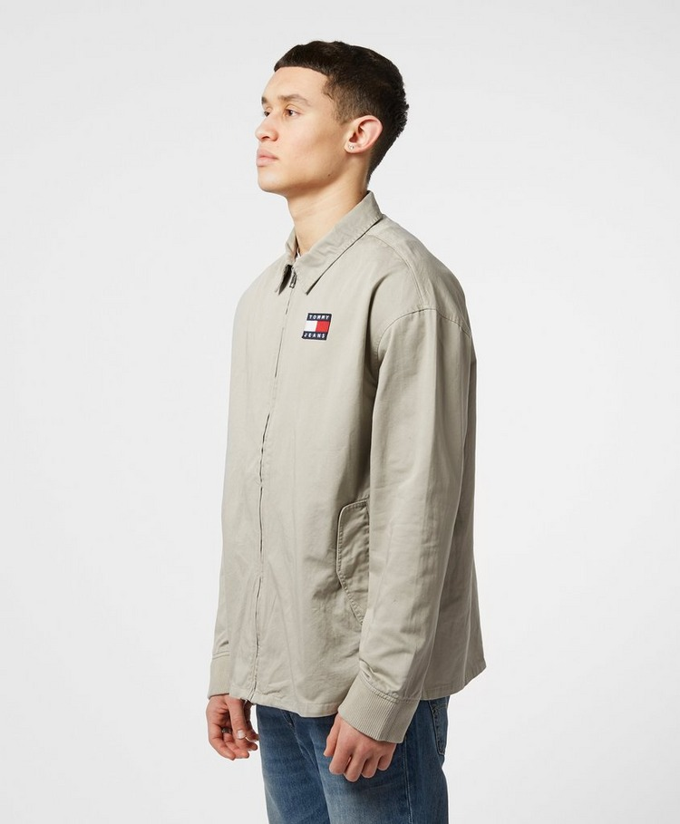 Tommy Jeans Casual Cotton Jacket