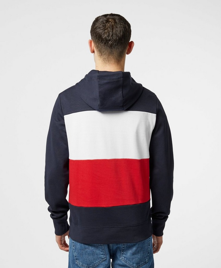 Tommy Hilfiger Colour Block Overhead Hoodie