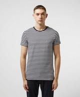 Tommy Hilfiger Stripe Short Sleeve T-Shirt