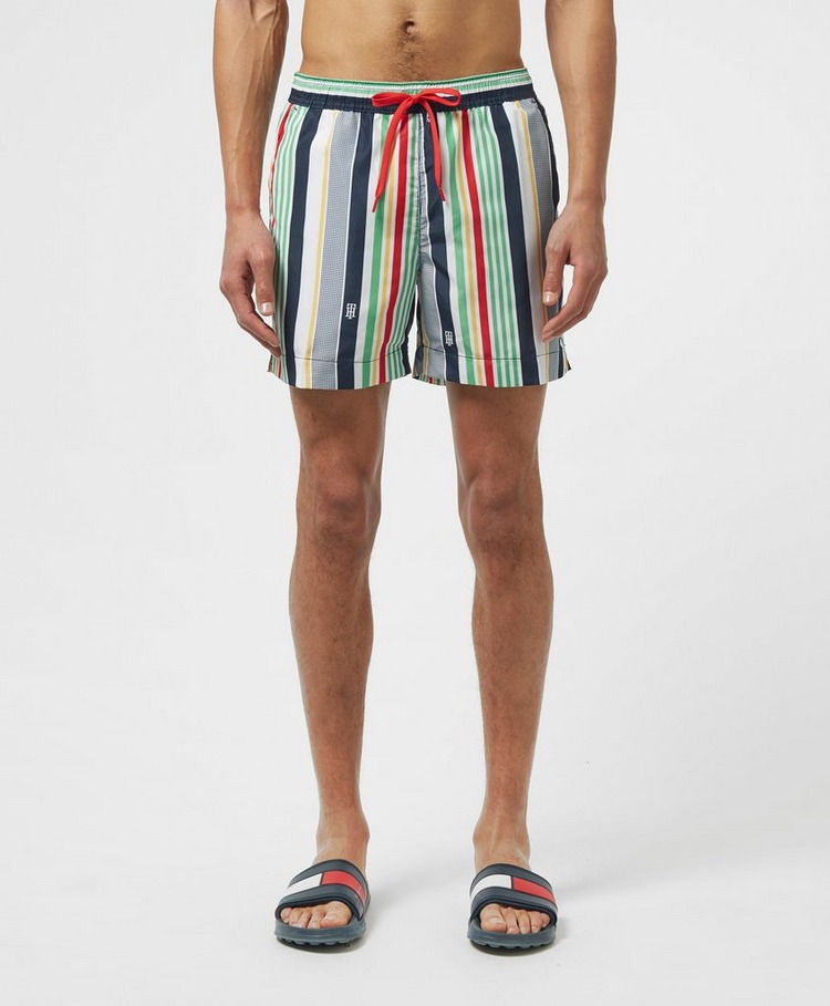 Tommy Hilfiger Swim Stripe Swim Shorts