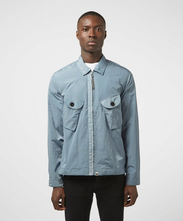 Pretty Green Metal Overshirt