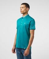 Pretty Green Marshall Carver Short Sleeve Polo Shirt