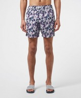 Pretty Green Beaufort Floral Paisley Swim Shorts