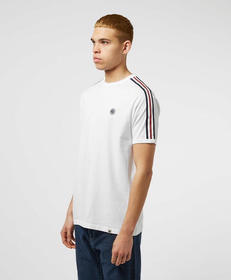 Pretty Green Jenson Tape Short Sleeve T-Shirt