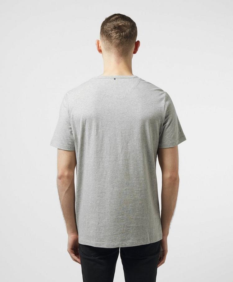 Pretty Green Marshall Applique Short Sleeve T-Shirt