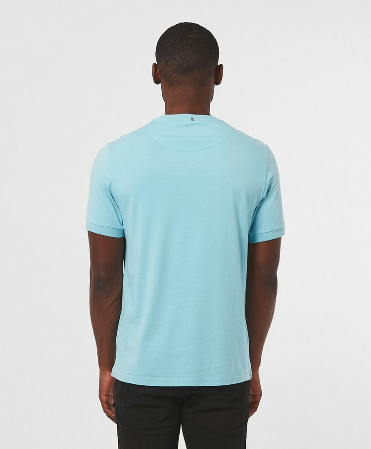 Pretty Green Lincoln Embroidered Logo T-Shirt