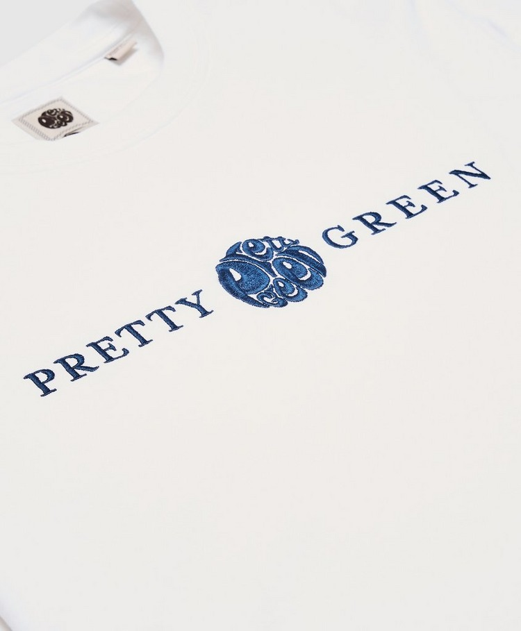 Pretty Green Lincoln Embroidered Sweatshirt