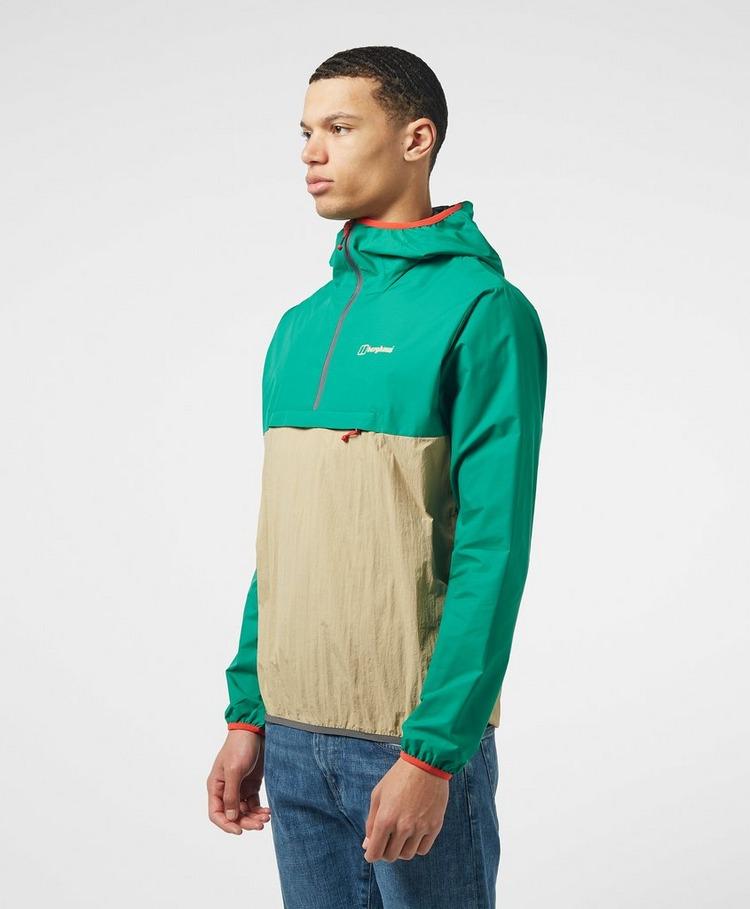 Berghaus 1/4 Zip Corbeck Smock Jacket Men's