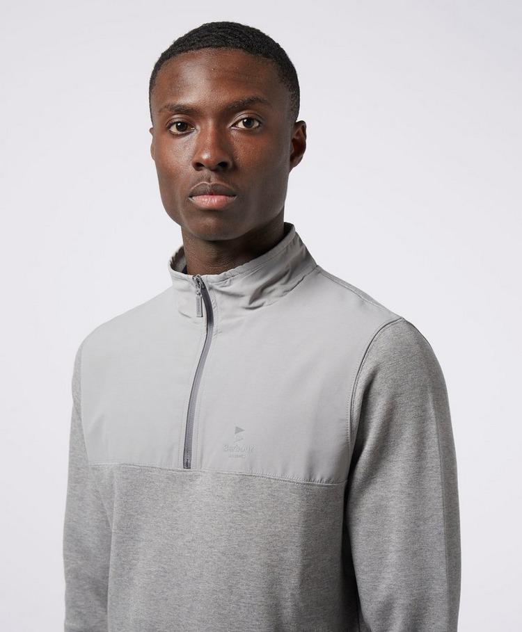 Barbour Cetus Quarter Zip Sweatshirt
