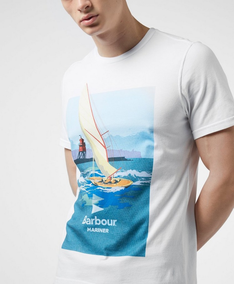 Barbour Outboard Sail Short Sleeve T-Shirt
