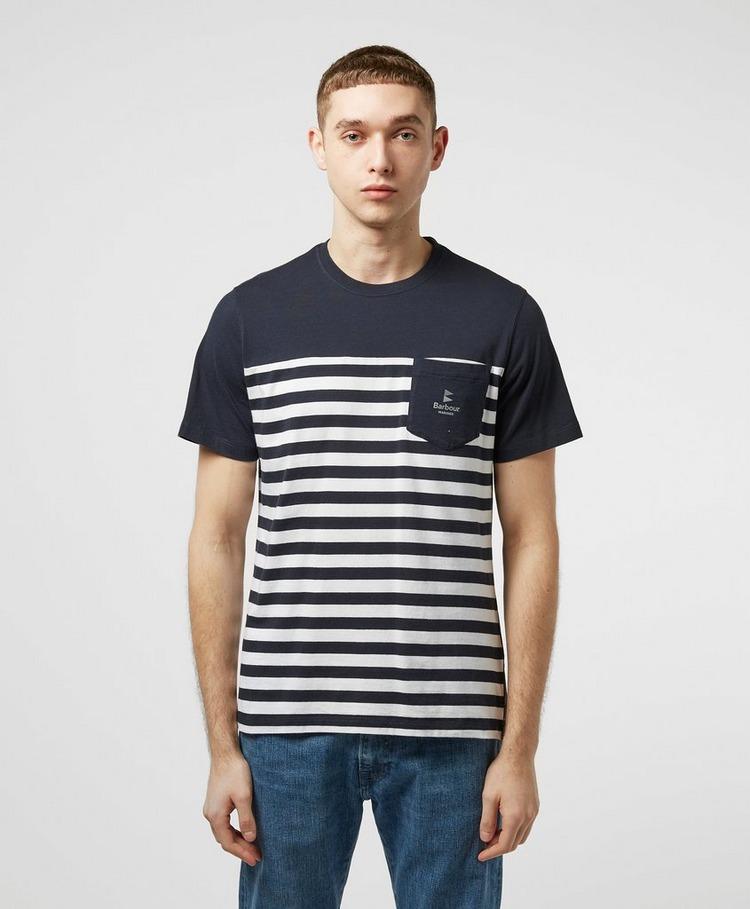 Barbour Ammon Stripe Short Sleeve T-Shirt