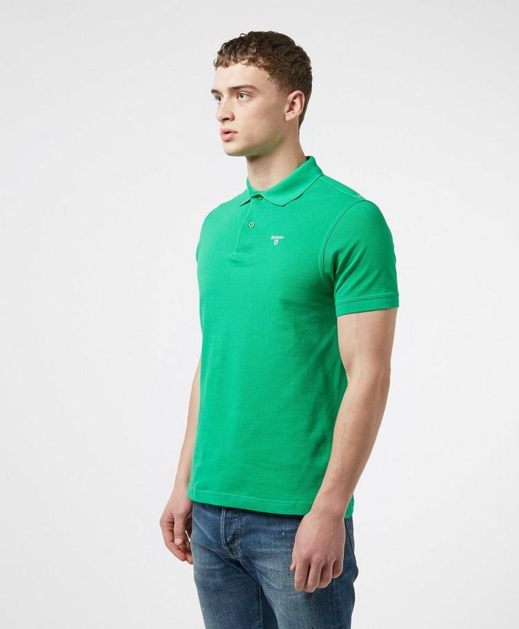 Barbour Shield Logo Short Sleeve Polo Shirt