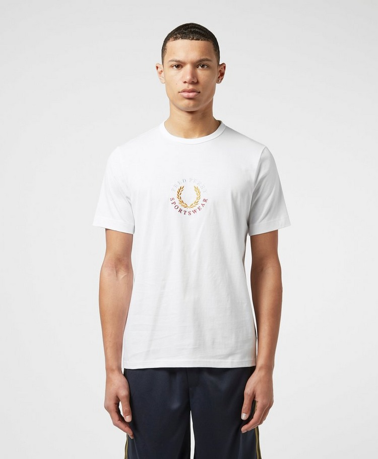 Fred Perry Global Short Sleeve T-Shirt - Exclusive