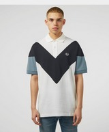 Fred Perry Chevron Short Sleeve Polo Shirt
