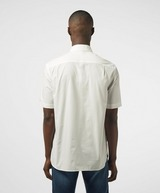Fred Perry Taped Placket Short Sleeve Shirt