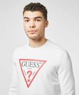 GUESS Core Logo Crew Sweatshirt