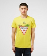 Guess Palm Triangle Short Sleeve T-Shirt