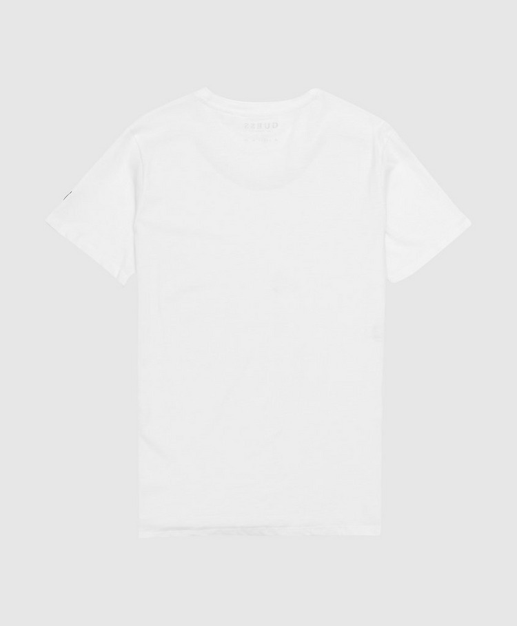 GUESS Small Fresh Script Short Sleeve T-Shirt
