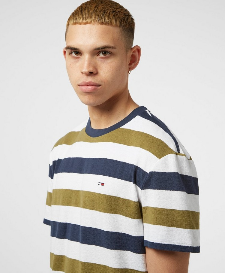 Tommy Jeans Seasonal Stripe Short Sleeve T-Shirt
