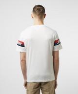 Tommy Jeans Double Stripe Logo Short Sleeve T-Shirt