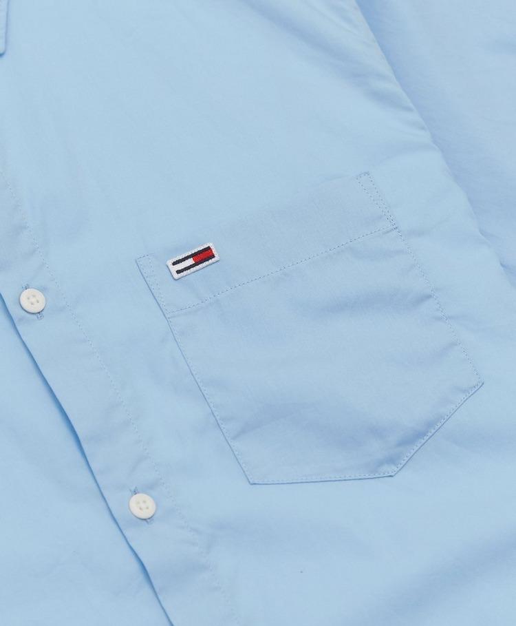 Tommy Jeans Poplin Short Sleeve Shirt