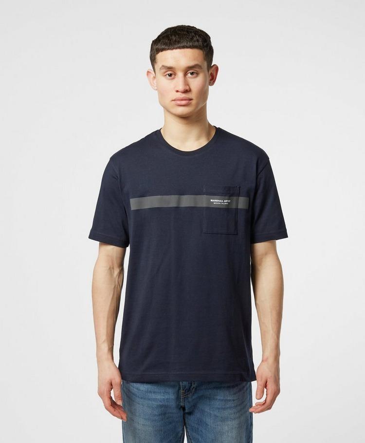 Marshall Artist Iridescent Band Short Sleeve T-Shirt