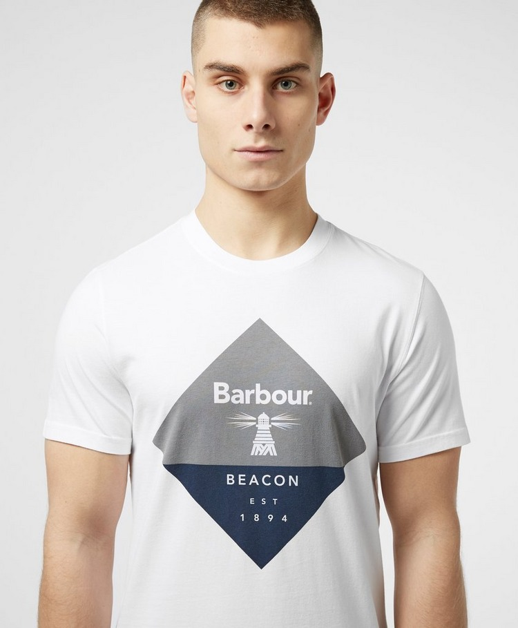 Barbour Beacon Diamond Short Sleeve T-Shirt