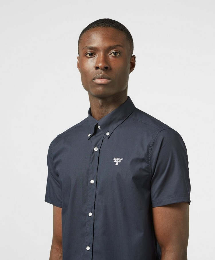 Barbour Beacon Poplin Short Sleeve Shirt
