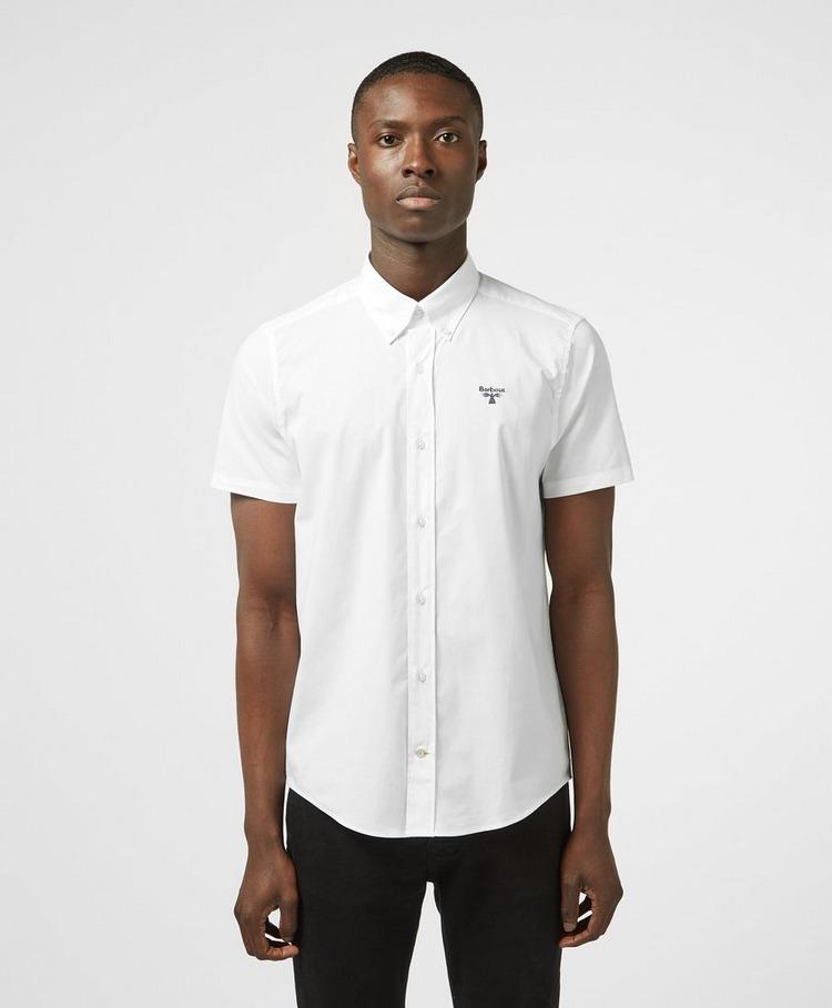 Barbour Beacon Poplin Short Sleeve Shirt