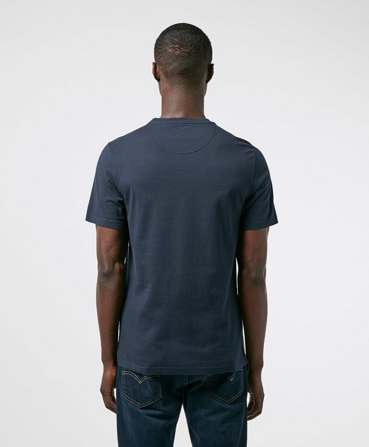 Barbour Beacon Block Stripe Short Sleeve T-Shirt