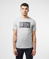 Armani Exchange Geometric Logo Short Sleeve T-Shirt