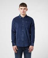 Farah NeuKoln Long Sleeve Cord Shirt