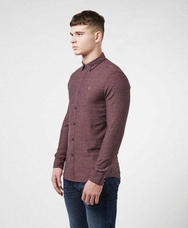 Farah Kreo Button Down Long Sleeve Shirt
