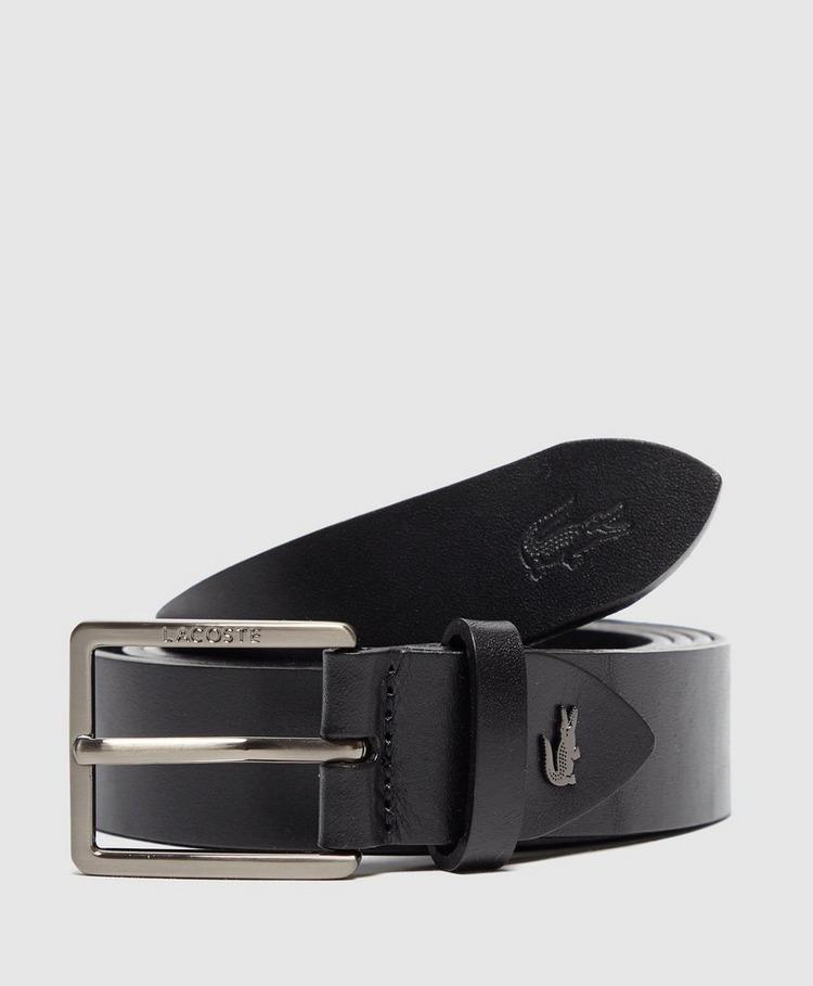 Lacoste Leather Belt