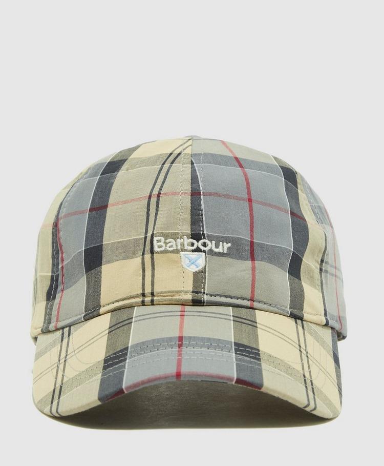 Barbour Tartan Cap