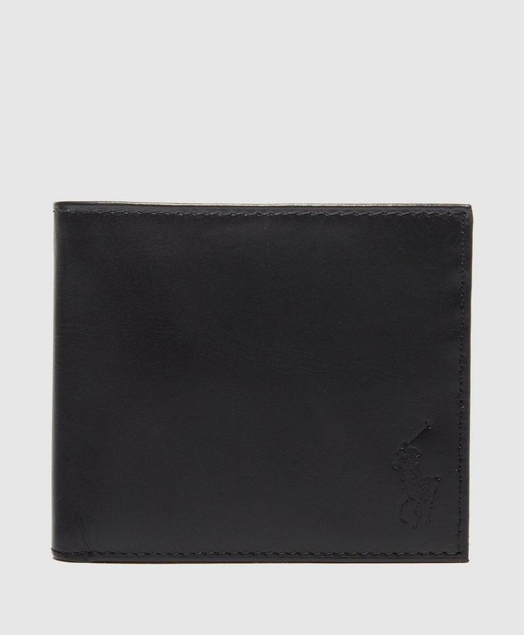 Polo Ralph Lauren Billfold Leather Wallet