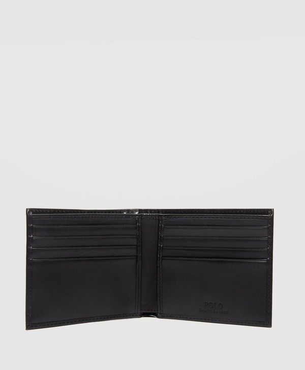 Polo Ralph Lauren Billfold Leather Wallet