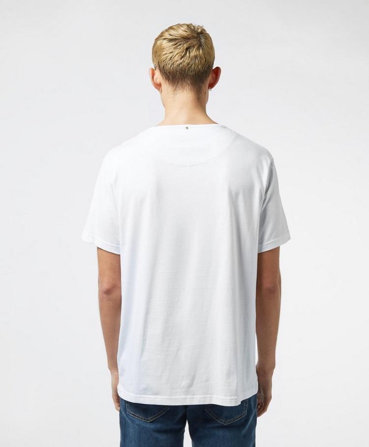 Pretty Green Basic Short Sleeve T-Shirt