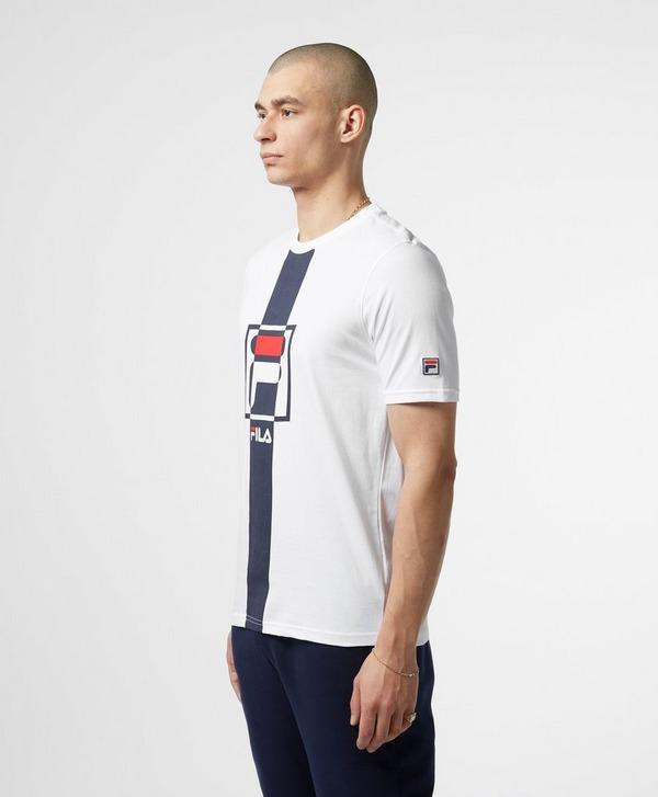 Fila Wes Graphic Short Sleeve T-Shirt