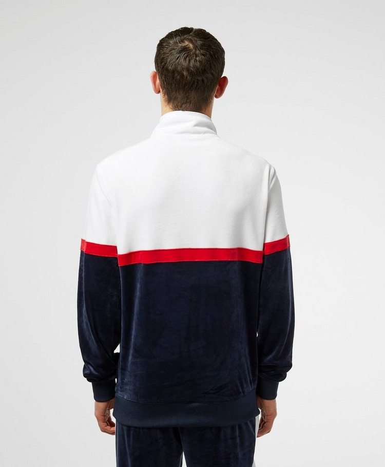 Fila Velour Half Zip Track Top