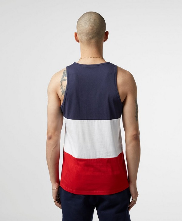 Fila Stripe Graphic Vest