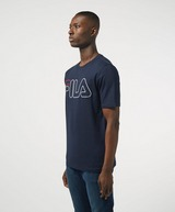 Fila Borough Embroidered Short Sleeve T-Shirt