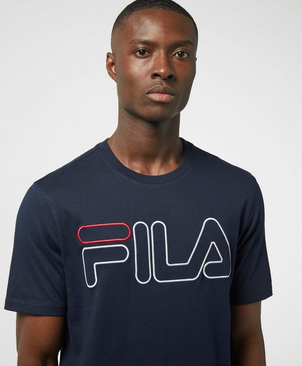 Fila Borough Embroidered Short Sleeve T-Shirt